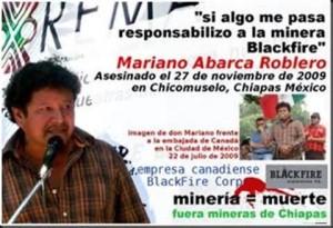 Mariano Abarca Roblero Cartel