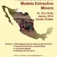 Tlamanca, Zautla, Puebla 16 de marzo del 2014 Nos reunimos comunidades en resistencia y en defensa del agua, la tierra y la vida de la Sierra Norte de Puebla de […]