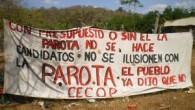 México, octubre de 2014. El MAPDER reclama la libertad inmediata de la comunera opositora a la presa La Parota, María de la Cruz Dorantes Zamora, enferma de cáncer, y responsabiliza […]