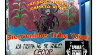Convocada por la Tribu Yaqui y más de 100 movimientos sociales y organizaciones campesinas, urbanas, ecologistas, de maestros, de jóvenes, comunidades eclesiales de base, organismos defensores de Derechos Humanos y […]