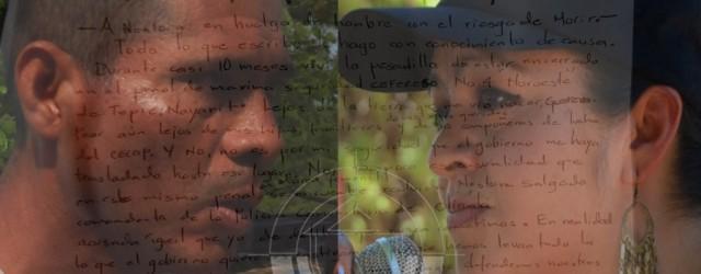 """El vocero del Cecop envía carta a la comandanta de la Policía Comunitaria de Olinalá, en huelga de hambre • """"No nos mandaron al penal de la muerte por nuestra […]"""