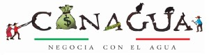 Conagua Negocia Agua logo