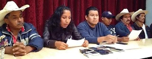 Responsabilizaron al presidente, Enrique Peña Nieto, y al gobernador de Puebla, Rafael Moreno Valle, por cualquier daño a los indígenas Por impedir a Deselec-Comexhidro la construcción de la hidroeléctrica Puebla […]