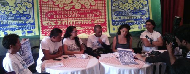 BOLETÍN DE PRENSA Xalapa, Veracruz a 9 de Noviembre del 2015. JALCOMULCO, VERACRUZ, SERÁ EL CORAZÓN DE LAS RESISTENCIAS POR LA DEFENSA DE LOS RÍOS SEDE DEL XII ENCUENTRO NACIONAL […]