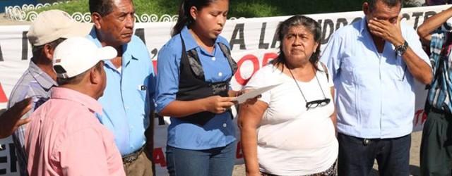 III DECLARACIÓN DE TAPACHULA POR TERRITORIOS LIBRES DE REPRESAS Y MINERÍA EN LA SIERRA MADRE del SUR Y LLANURA COSTERA DE CHIAPAS Parque Central Miguel Hidalgo, Tapachula, Chiapas, México 8 […]