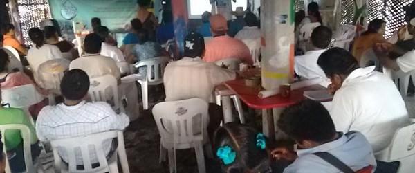 1 y 22 de Enero 2016. Boca de Cielo, Tonalá, Chiapas Convocados por el Movimiento Mexicano de Afectad@s por las Presas y en Defensa de los Ríos (MAPDER) y la […]