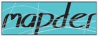mapder logo