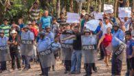 COMUNICADO * Reprobamos las agresiones físicas y verbales ejercidas a compañeros y compañeras del Consejo Cívico de Organizaciones Populares e Indígenas de Honduras (COPINH), a su coordinador general Tomas Gómez, […]