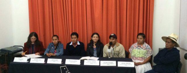 Ciudad de México 12 de julio de 2016 Boletín de prensa Juez ordena suspensión de la Hidroeléctrica Puebla 1 en favor del Pueblo Tutunaku • Comunidades del Pueblo Tutunaku defienden […]