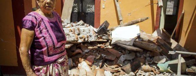 """La madre tierra nos está hablando """"La madre tierra respira, escucha y habla"""" México está desconsolado por las pérdidas humanas y materiales tras los sismos del 7 y 19 de […]"""