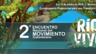 Desde el Movimiento Mexicano de Afectados por las Presas y en Defensa de los Ríos, Mapder, enviamos un fraternal saludo a las compañeras y a los compañeros de Ríos Vivos […]