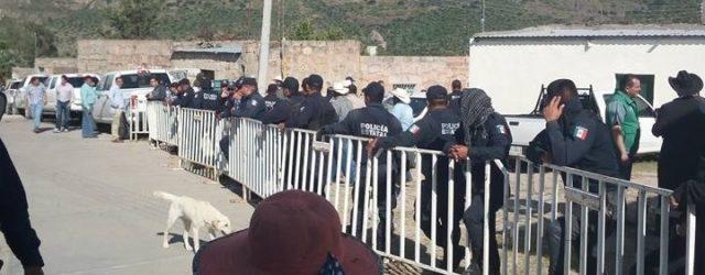El Movimiento Mexicano de Afectados por las Presas y en Defensa de los Ríos (MAPDER) denuncia y repudia la intervención policiaca y los actos ilegales que se llevan a cabo […]