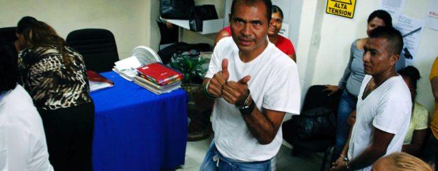 Cereso de Acapulco, Guerrero, a 16 de noviembre de 2018 Compañeras y compañeros del CECOP y del MAPDER: Los presos políticos del CECOP y de la Policía Comunitaria de Cacahuatepec […]