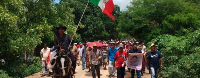 CECOP ANIVERSARIO ¡DE LA LIBERTAD ! Por la JUSTICIA y la PACIFICACIÓN Domingo 28 de Julio de 2019, 12:00 hrs. Cacahuatepec, cabecera de los Bienes Comunales Indígenas de Cacahuatepec Acapulco, […]