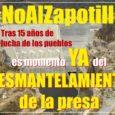 IMDEC A.C.  #NoAlZapotillo Tras 15 años de lucha de los pueblos, es momento YA del DESMANTELAMIENTO de la presa #TemacaVive #NoALaPresaElZapotillo